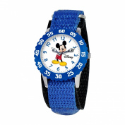 Disney Kids Mickey Mouse Watch - Blue