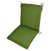 Threshold(TM) Outdoor Hybrid Chair Cushion - Green Textured