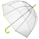 Totes Bubble Umbrella - Lime/Green