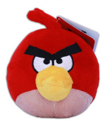 Red Bird 4'' Plush Doll Angry Birds Puzzle Mobile Video Game Soft Toy Original Rovio