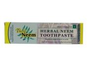 TheraNeem Organix, Neem Toothpaste, Neem Therape with Cinnamon, 130ml