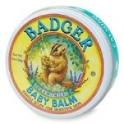 Badger Organic Baby Balm Chamomile and Calendula -- 60ml