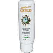 Eidon Ionic Minerals Gold Sunscreen SPF25