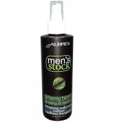 Aubrey Organics - Men's Stock Ginseng Biotin Energising Scalp Tonic, 240ml liquid