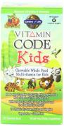 Garden of Life Vitamin Code, Kids,30 Chewable Bears