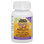 Simply One Prenatal Power Vitamins