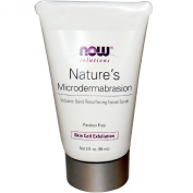 NOW Solutions Microdermabrasion Skin Cell Exfoliation Scrub, 60ml