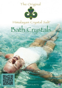 Himalayan Crystal Salt Bath Crystals Original Himalayan 1000 g Salt