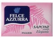 """Felce Azzurra Bar Soap """"Elegant"""" Sapone Elegante 100gr. / 100ml"""