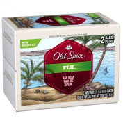 Old Spice Fresh Collection Fiji Scent Bar Soap Twin Pack 240ml
