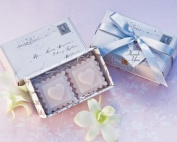 Stamped with Love Scented Soaps - Wedding and Bridal Shower Favour Guest Keepsake Gift