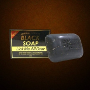 Sunflower Cosmetics Black Soap (Lick Me All Over) - 150ml