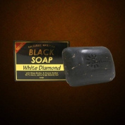 Sunflower Cosmetics Black Soap (White Diamond) - 150ml