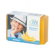 Banana Glycerine Soap Bars