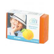Orange Glycerine Soap Bars