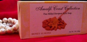 Amalfi Coast Collection Fine Milled European Honey Almond Soap