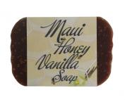 Maui Honey Vanilla Soap - Handmade, Luxurious and All Natural