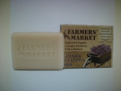 BAR SOAP,LAVENDER & EUCALYP