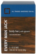 Every Man Jack - Every Man Jack Body Bar Cedarwood, 1 bar soap