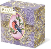 Punch Studio Pleat Wrapped Round Verbena Scented Soap