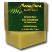 Neem Aura Narurals - Ultra-Sensitive Soap Cornmeal/Honey - 100ml
