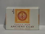 Zion Health Eagle Sun Ancient Clay Natural Soap 180ml 170g