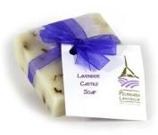 Pelindaba Lavender Handmade Castile Soap Bar with Lavender Essential Oil
