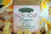 Handmade Noni Soap - Plumeria - 120ml Bar