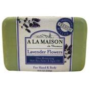 A La Maison Bar Soap Lavender Flowers - 260ml