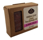 Flower - Herbal Soap made with Pure Essential Oils 120ml