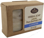 Lavender - Herbal Soap made with Pure Essential Oils 120ml