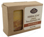 Patchouli - Herbal Soap made with Pure Essential Oils 120ml
