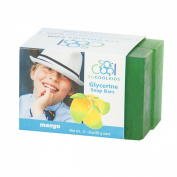 Mango Glycerine Soap Bars - Double Pack