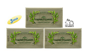 Papoutsanis Pure Olive Oil Bar Soap 3 Pack 3x125g