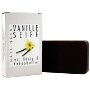 Haslinger Vanilla Soap 150g soap bar