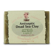 I-Wen Antiseptic Dead Sea Clay Handmade Soap - 120ml
