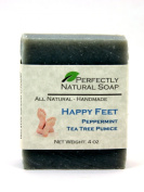 Happy Feet Peppermint Tea Tree Pumice Soap