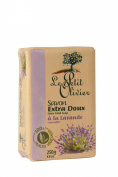 Le Petit Olivier Extra Mild Lavender Soap from France 250 grammes