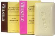 O'tentika Hygienic Soap, Brown, 100 Gramme