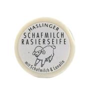 Haslinger Schafmilch Rasierseife (Ewe`s Milk Shave Soap) 60g soap bar