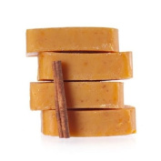 Jensan Cinnamon Orange Natural Organic Soap with Shea Butter and Essential Oils