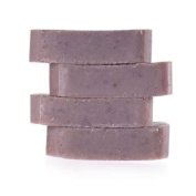 Jensan Lavender Oatmeal Natural Organic Soap with Shea Butter and Essential Oils