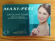 Maxi- Peel / Expoliant Soap - Blemish removal- Smoothening - Whitening - 90g Product of the Philippines