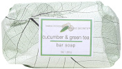 My Scented Secrets Green Tea Bar Soap, Cucumber Melon, 300ml