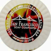 San Francisco Soap Company Decorative Designer Colours Moisturising Bath Bar Soap
