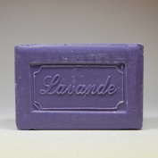 250 Gramme Bar of Olive Oil Based Soap, Lavender Scented