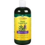 Soothing Therape Neem Liquid Soap Organix South 470ml Liquid