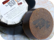 Wood Cashmere Beer Soap - Made with Shiner Bohemian Black Lager