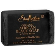 Shea Moisture African Black Soap with Shea Butter [ALL SEALED]