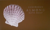 Commonwealth Large Seashell Almond Single Bath Soap 330ml